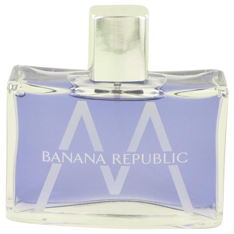 Banana Republic M by Banana Republic for Men Eau De Toilette Spray (Tester) 4.2 oz