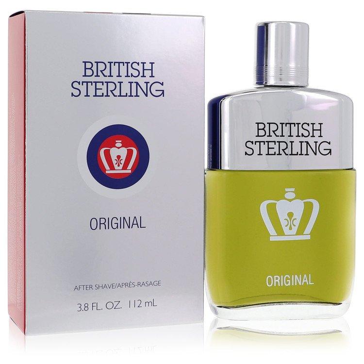BRITISH STERLING by Dana for Men After Shave 3.8 oz