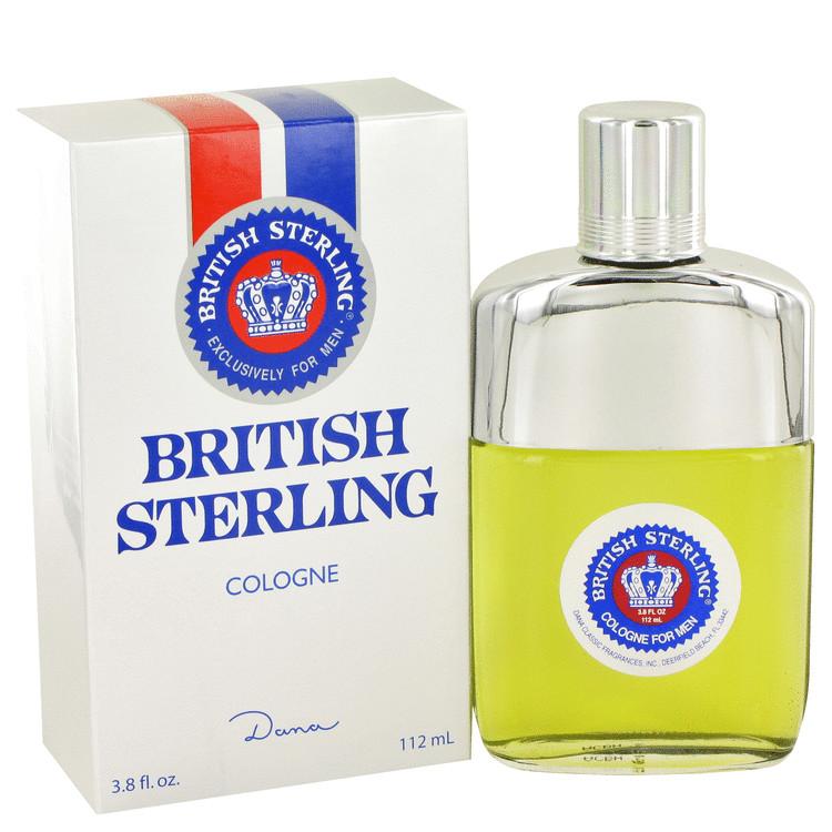 BRITISH STERLING by Dana for Men Cologne 3.8 oz