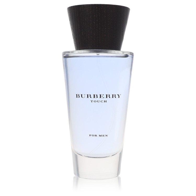 BURBERRY TOUCH by Burberry for Men Eau De Toilette Spray (Tester) 3.3 oz