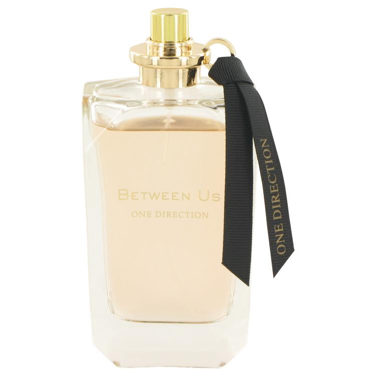 Between Us by One Direction for Women Eau De Parfum Spray (Tester) 3.4 oz