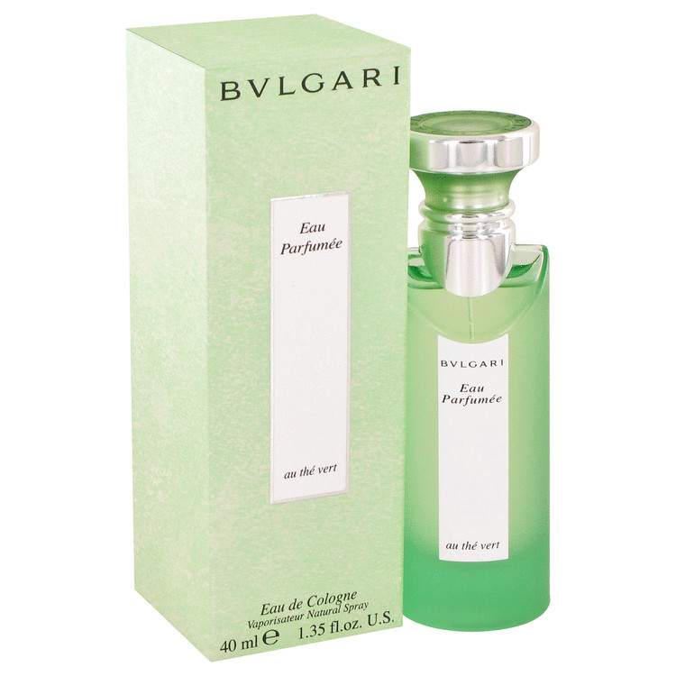 BVLGARI EAU PaRFUMEE (Green Tea) by Bvlgari for Men Cologne Spray (Unisex) 1.3 oz