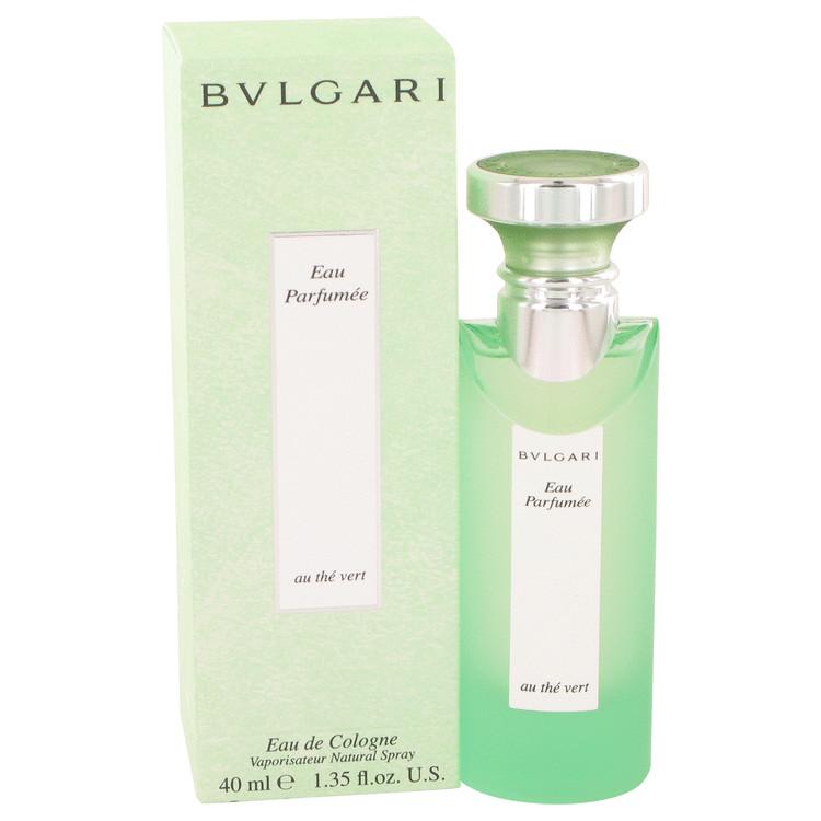 BVLGARI EAU PaRFUMEE (Green Tea) by Bvlgari for Women Cologne Spray (Unisex) 1.3 oz