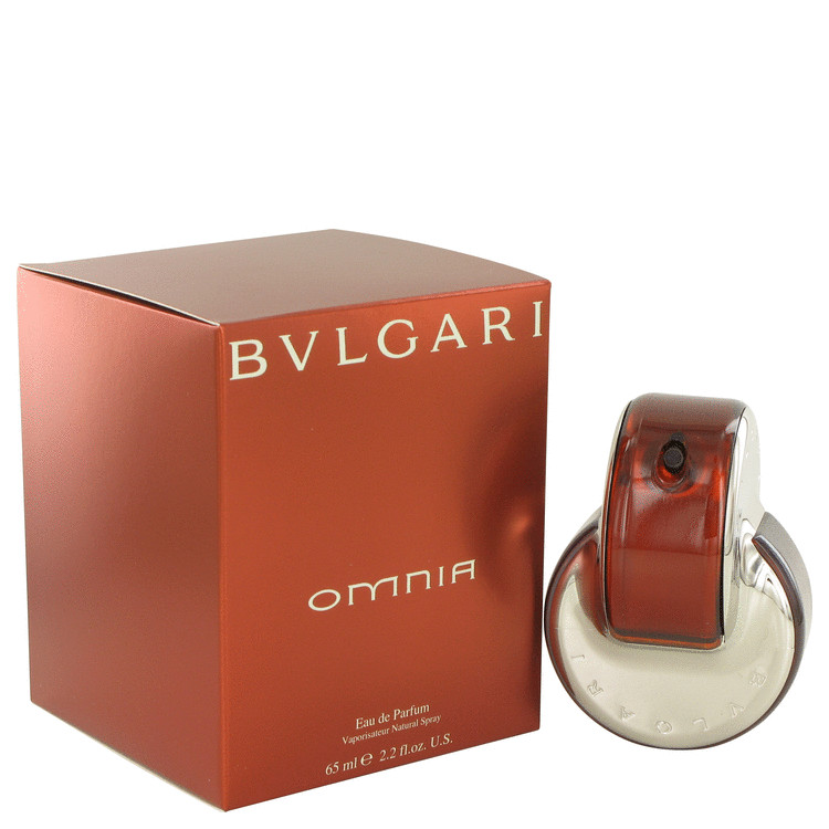 Omnia by Bvlgari for Women Eau De Parfum Spray 2.2 oz