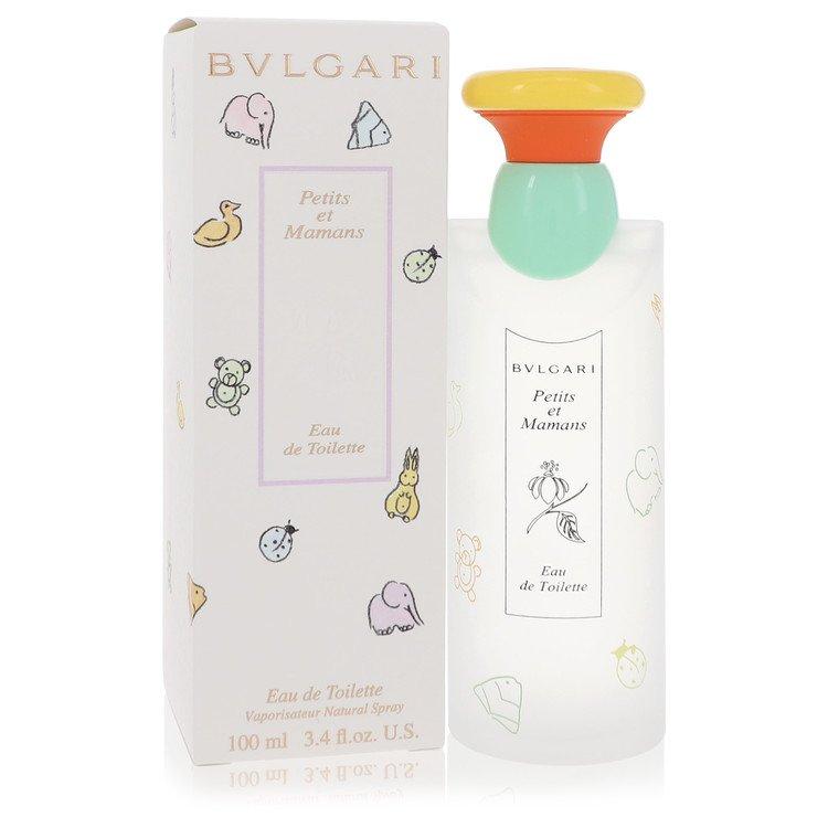 Petits & Mamans by Bvlgari for Women Eau De Toilette Spray 3.3 oz