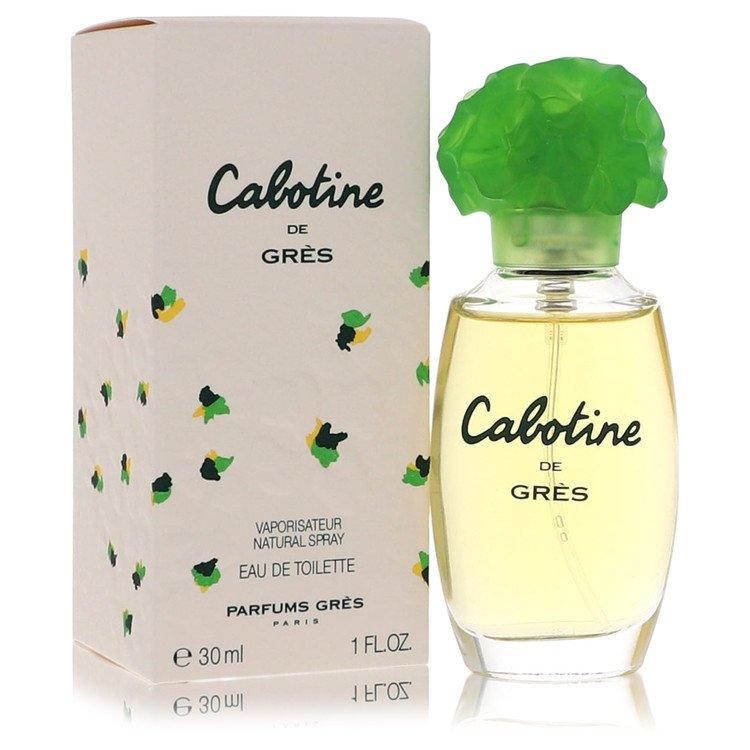CABOTINE by Parfums Gres for Women Eau De Toilette Spray 1 oz