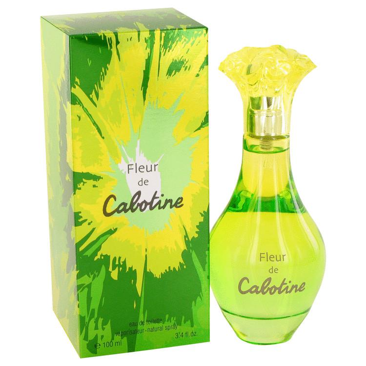 Cabotine Fleur Edition by Parfums Gres for Women Eau De Toilette Spray 3.4 oz