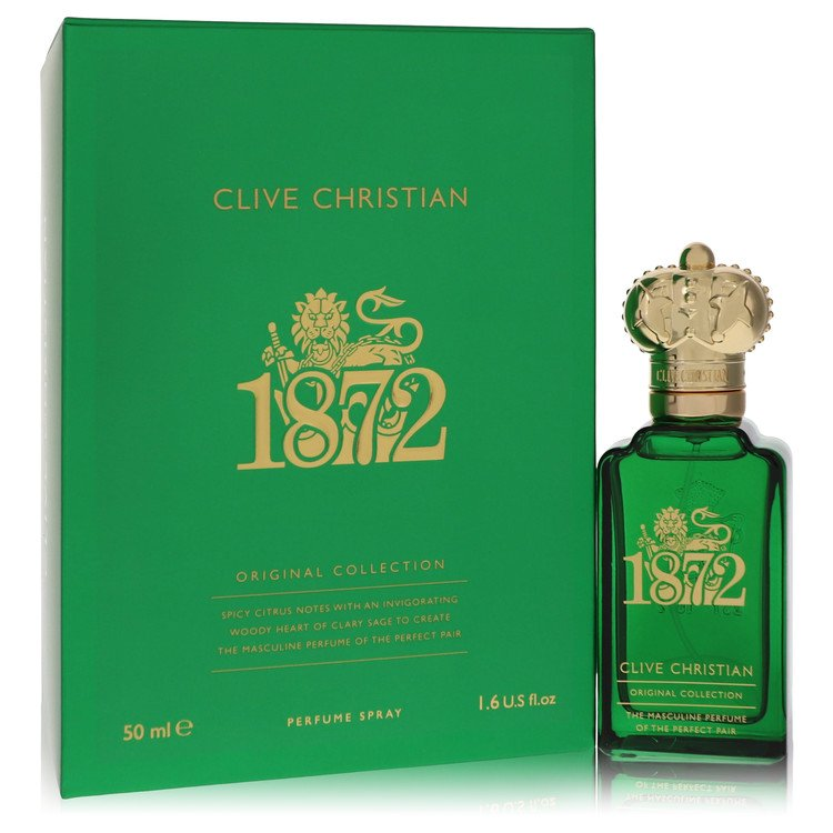 Clive Christian 1872 by Clive Christian for Men Perfume Spray 1.6 oz
