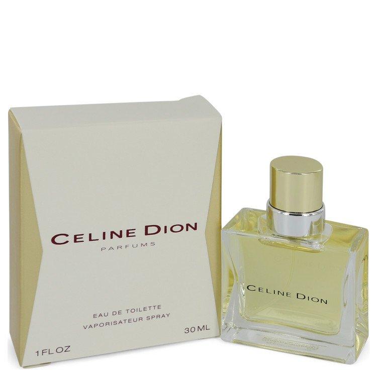 Celine Dion by Celine Dion for Women Eau De Toilette Spray 1 oz