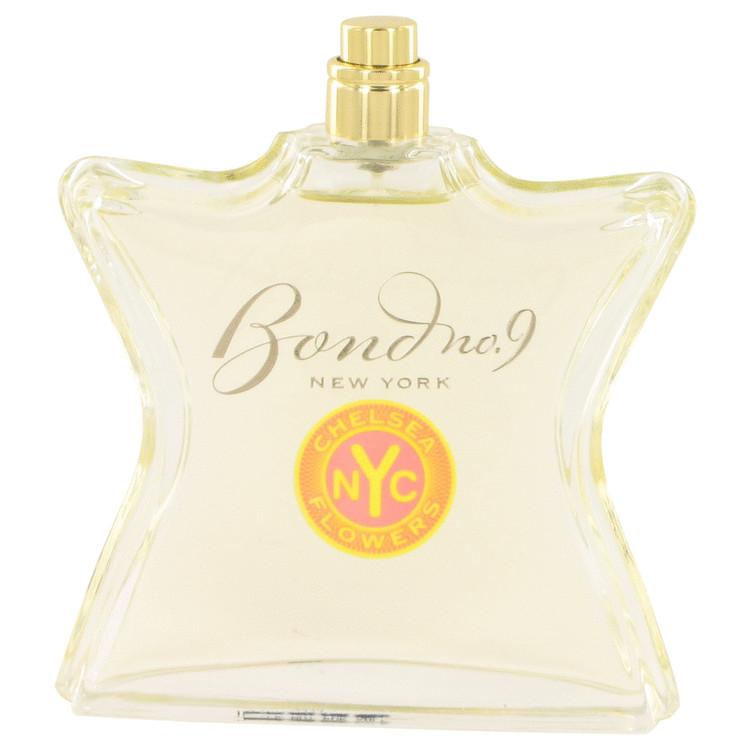Chelsea Flowers by Bond No. 9 for Women Eau De Parfum Spray (Tester) 3.3 oz