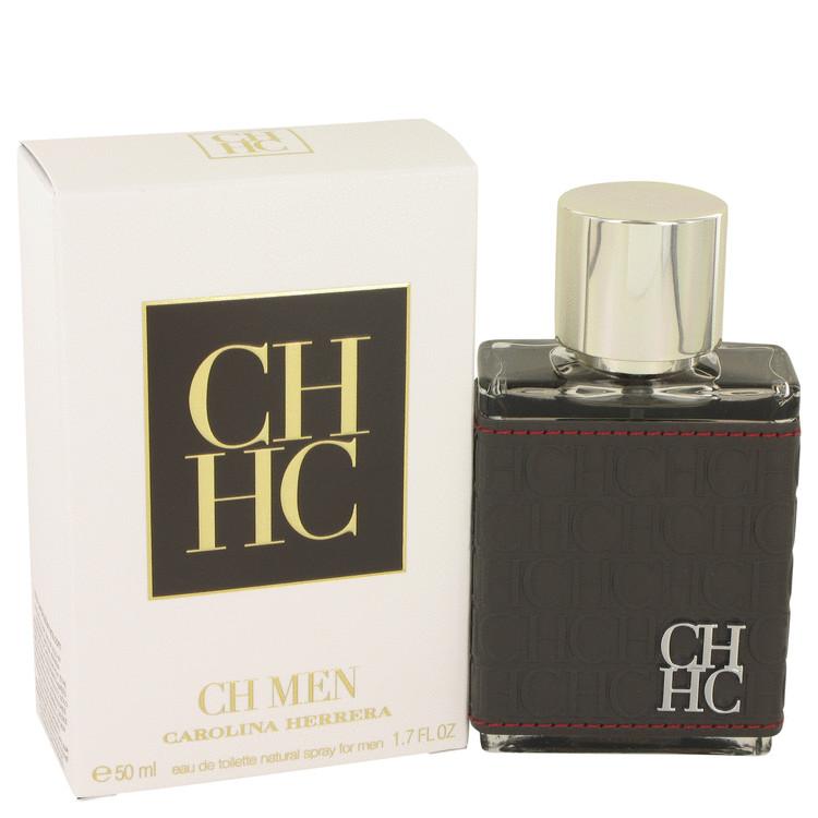 CH Carolina Herrera by Carolina Herrera for Men Eau De Toilette Spray 1.7 oz