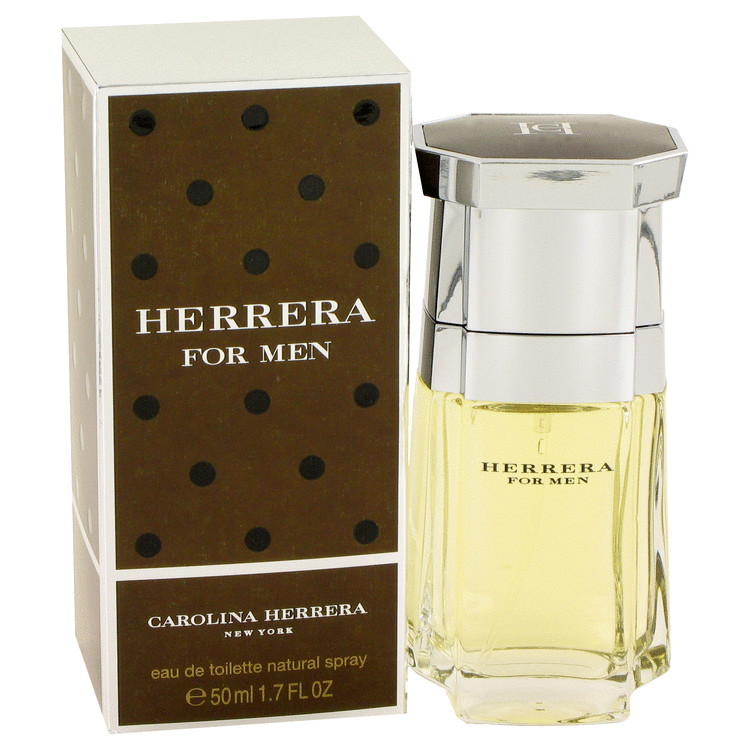CAROLINA HERRERA by Carolina Herrera for Men Eau De Toilette Spray 1.7 oz