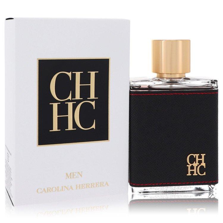 CH Carolina Herrera by Carolina Herrera for Men Eau De Toilette Spray 3.4 oz