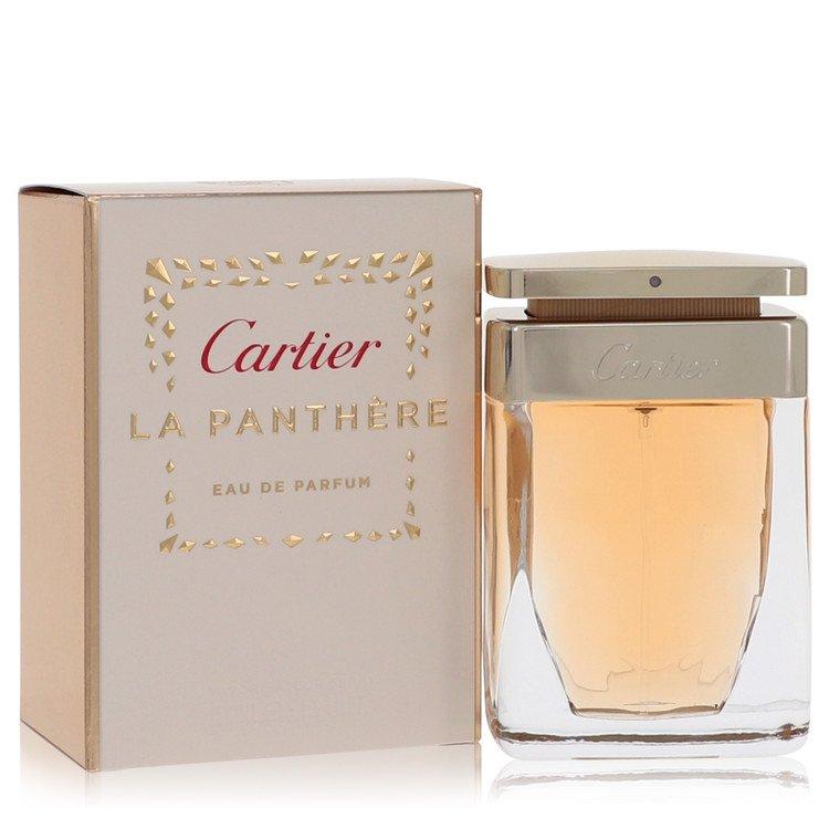 Cartier La Panthere by Cartier for Women Eau De Parfum Spray 1.7 oz