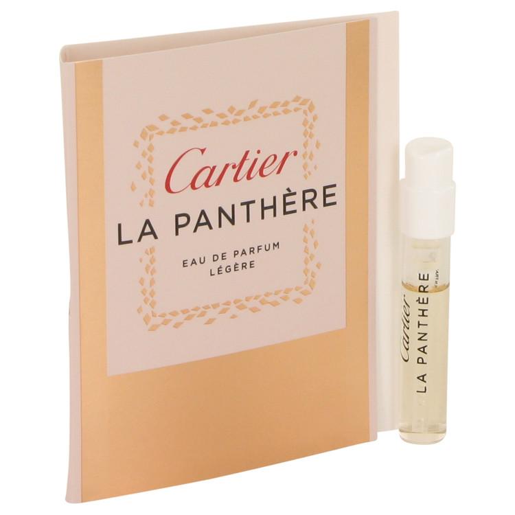 Cartier La Panthere by Cartier for Women Vial Eau De Legere (sample) .05 oz