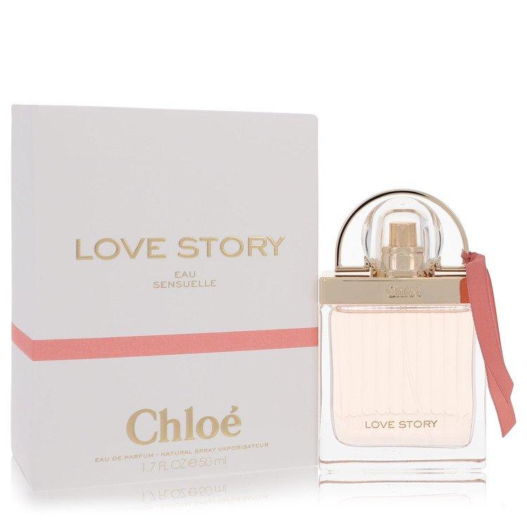 Chloe Love Story Eau Sensuelle by Chloe for Women Eau De Parfum Spray 1.7 oz