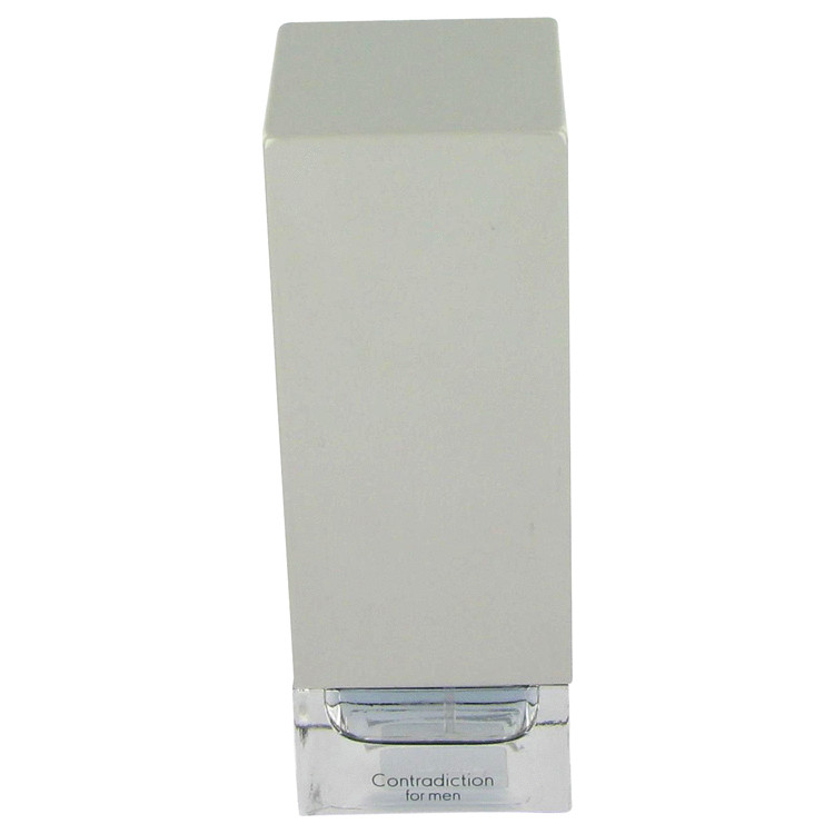 CONTRADICTION by Calvin Klein for Men Eau De Toilette Spray (Tester) 3.4 oz