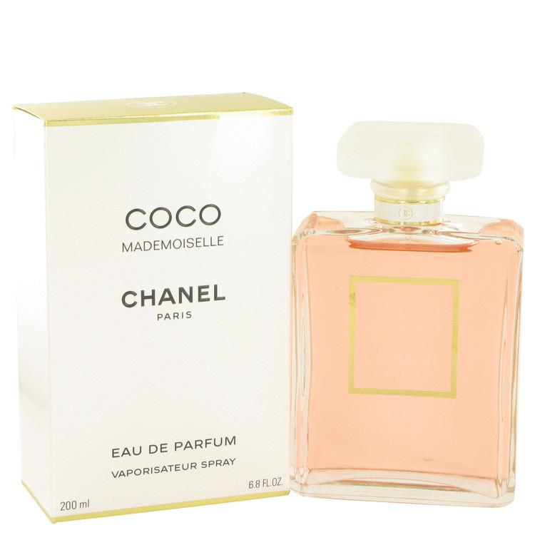 COCO MADEMOISELLE by Chanel for Women Eau De Parfum Spray 6.8 oz