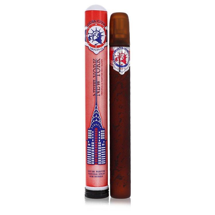 Cuba New York by Fragluxe for Women Eau De Parfum Spray 1.17 oz