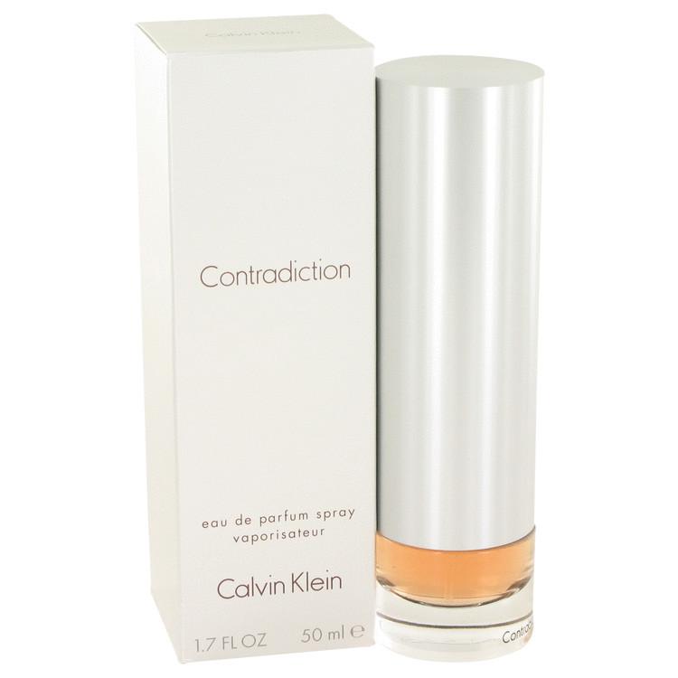 CONTRADICTION by Calvin Klein for Women Eau De Parfum Spray 1.7 oz
