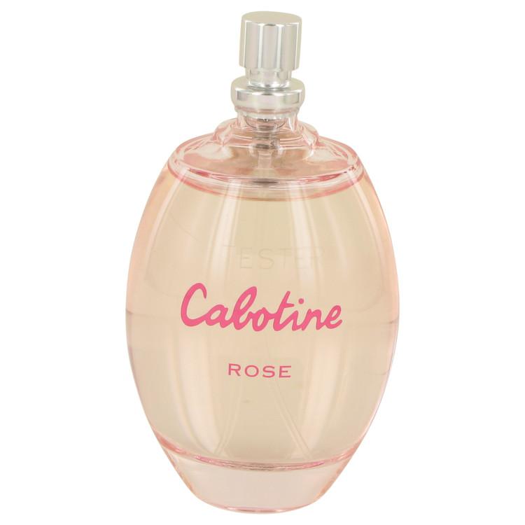 Cabotine Rose by Parfums Gres for Women Eau De Toilette Spray (Tester) 3.4 oz