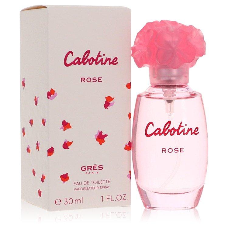 Cabotine Rose by Parfums Gres for Women Eau De Toilette Spray 1 oz