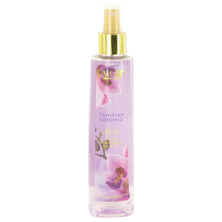 Calgon Take Me Away Tahitian Orchid by Calgon for Women Body Mist 8 oz