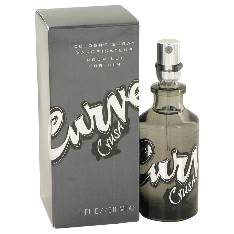 Curve Crush by Liz Claiborne for Men Eau De Cologne Spray 1 oz