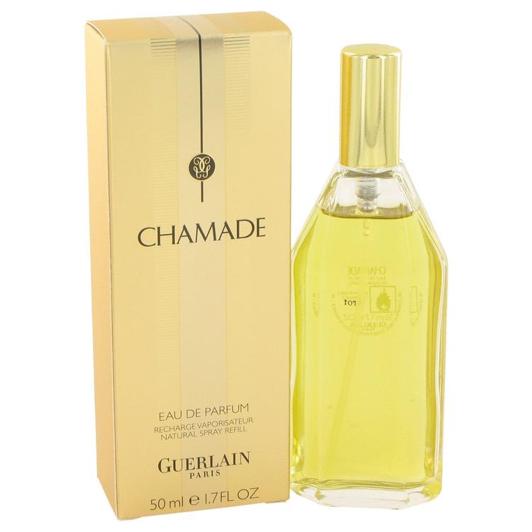 CHAMADE by Guerlain for Women Eau De Parfum Spray Refill 1.7 oz