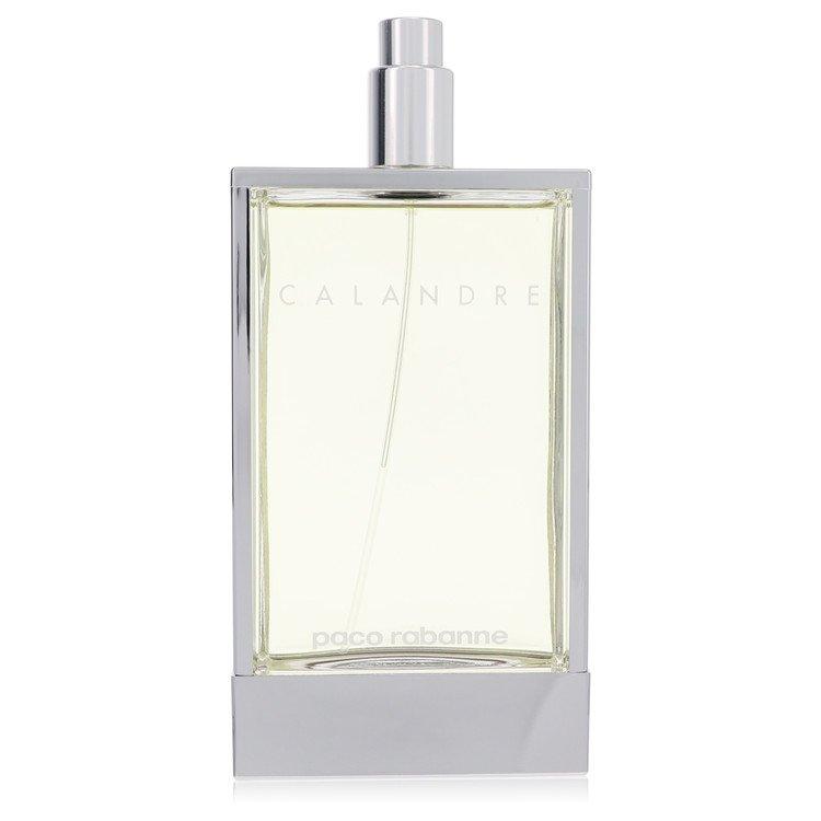 CALANDRE by Paco Rabanne for Women Eau De Toilette Spray (Tester) 3.4 oz