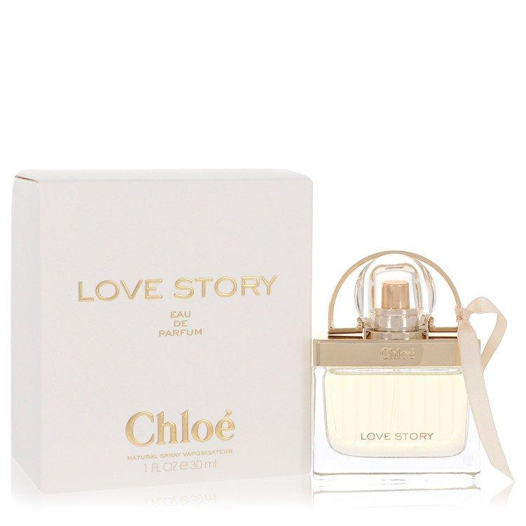 Chloe Love Story by Chloe for Women Eau De Parfum Spray 1 oz