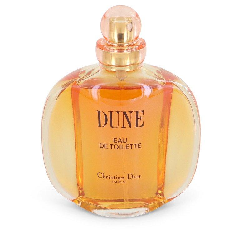 DUNE by Christian Dior for Women Eau De Toilette Spray (Tester) 3.4 oz