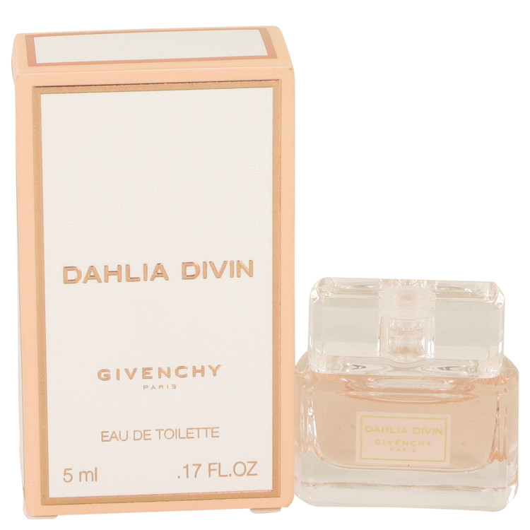 Dahlia Divin by Givenchy for Women Mini EDT .17 oz