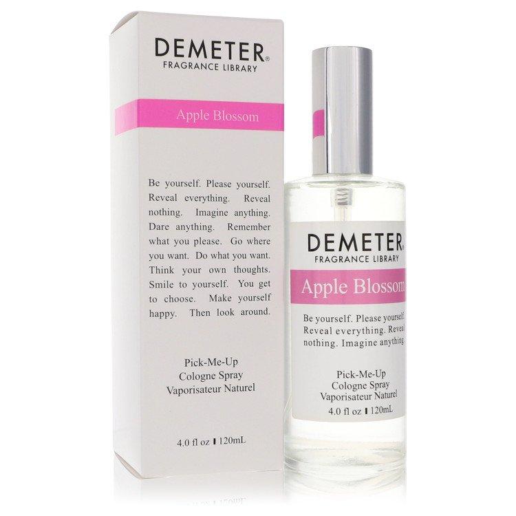 Demeter by Demeter for Women Apple Blossom Cologne Spray 4 oz