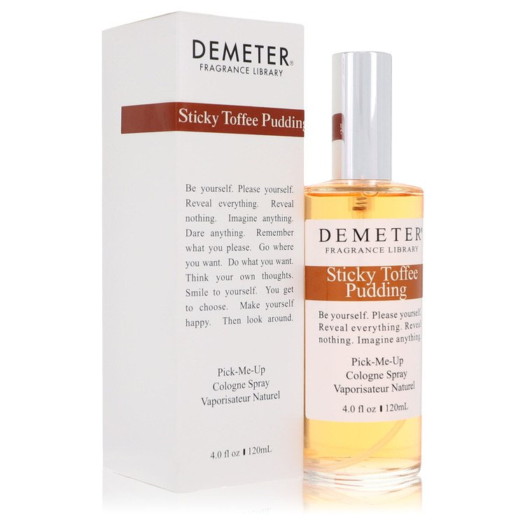 Demeter by Demeter for Women Sticky Toffe Pudding Cologne Spray 4 oz
