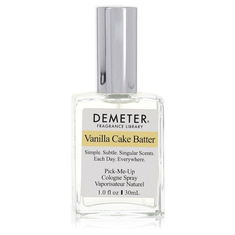 Vanilla Cake Batter by Demeter for Women Cologne Spray 1 oz