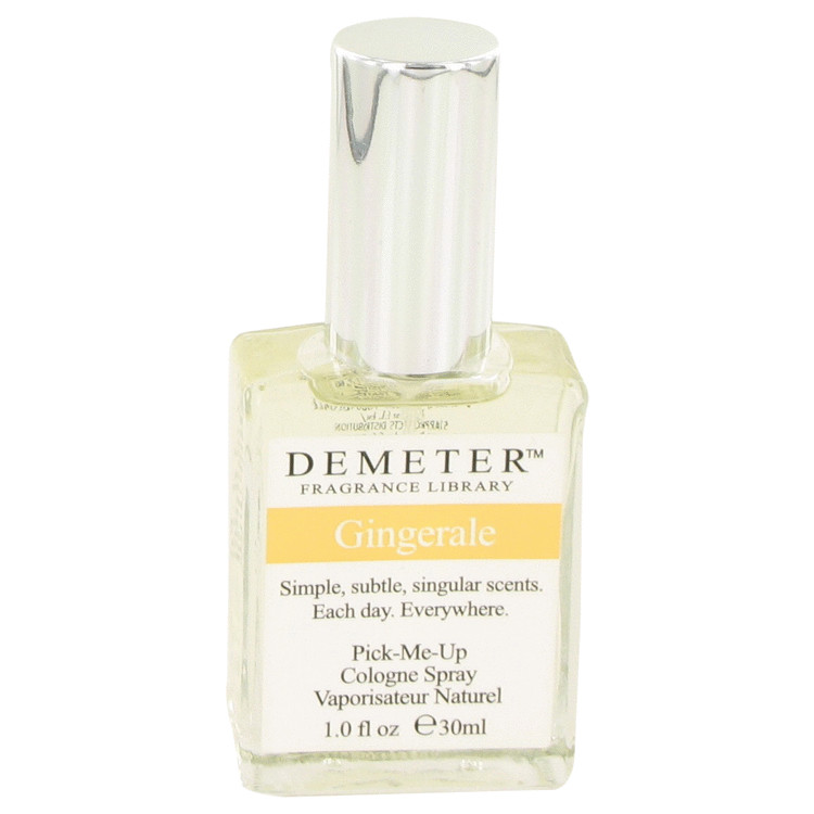 Demeter by Demeter for Women Gingerale Cologne Spray 1 oz