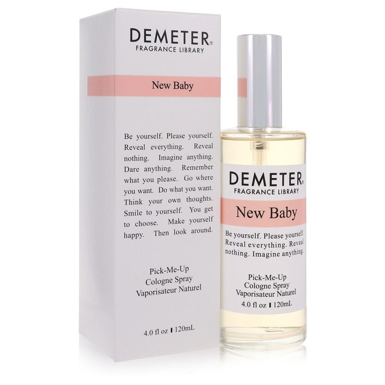Demeter by Demeter for Women New Baby Cologne Spray 4 oz