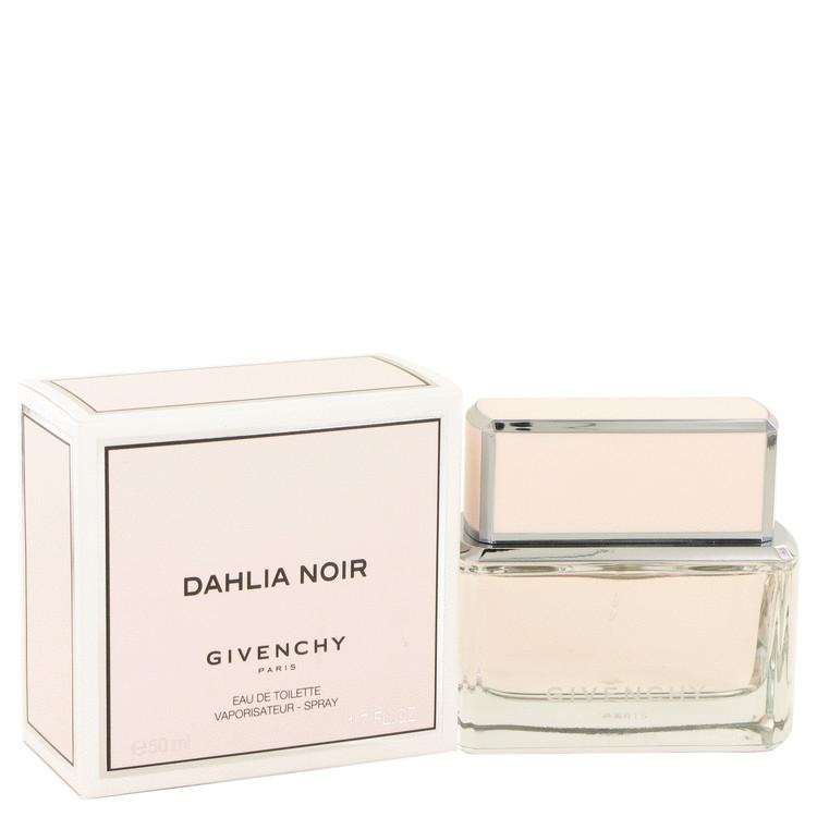 Dahlia Noir by Givenchy for Women Eau De Toilette Spray 1.7 oz