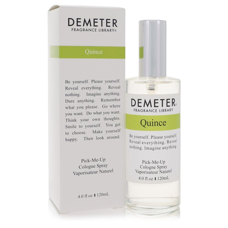 Demeter by Demeter for Women Quince Cologne Spray 4 oz