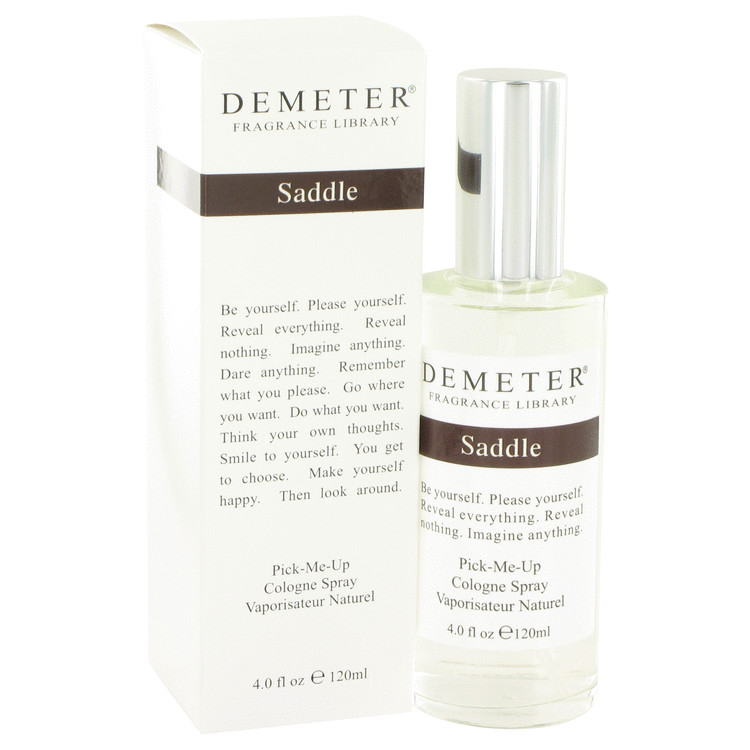Demeter by Demeter for Women Saddle Cologne Spray 4 oz