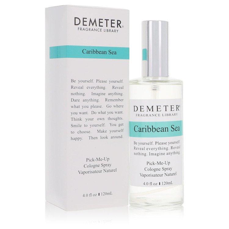 Demeter by Demeter for Women Caribbean Sea Cologne Spray 4 oz