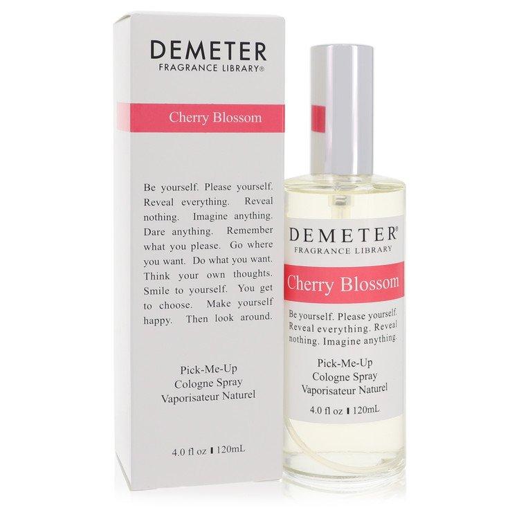 Demeter by Demeter for Women Cherry Blossom Cologne Spray 4 oz