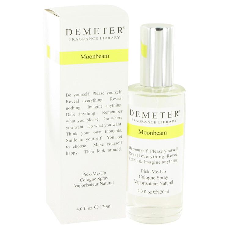 Demeter by Demeter for Women Moonbeam Cologne Spray 4 oz