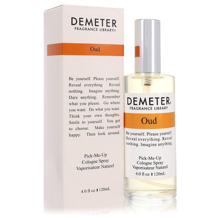 Demeter by Demeter for Women Oud Cologne Spray 4 oz
