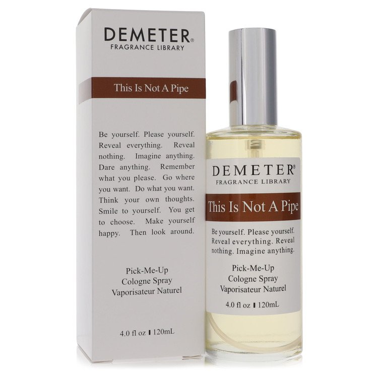 Demeter by Demeter for Women This is Not A Pipe Cologne Spray 4 oz
