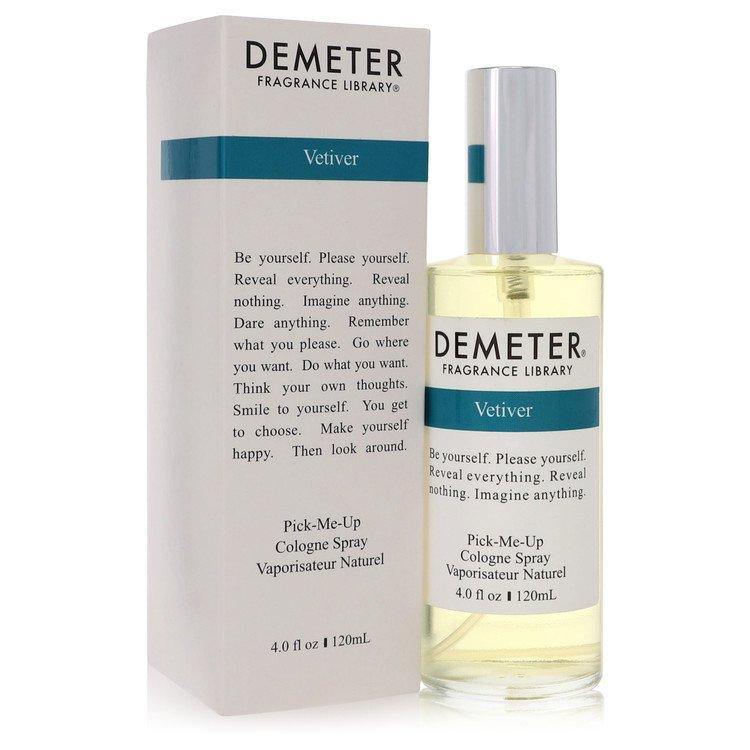 Demeter by Demeter for Women Vetiver Cologne Spray 4 oz