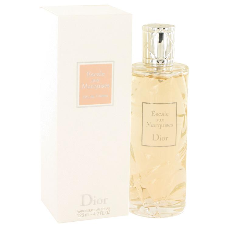 Escale Aux Marquises by Christian Dior for Women Eau De Toilette Spray 4.2 oz