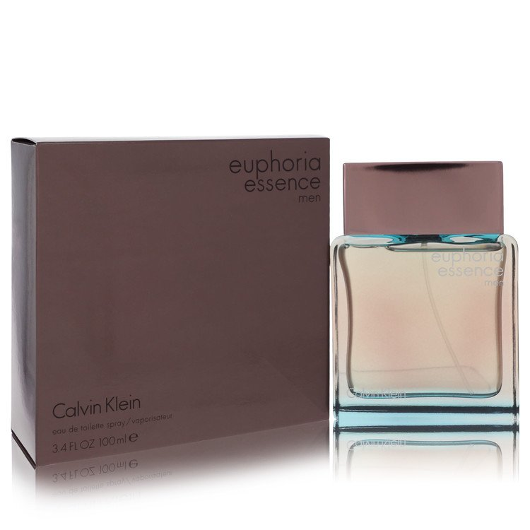 Euphoria Essence by Calvin Klein for Men Eau De Toilette Spray 3.4 oz
