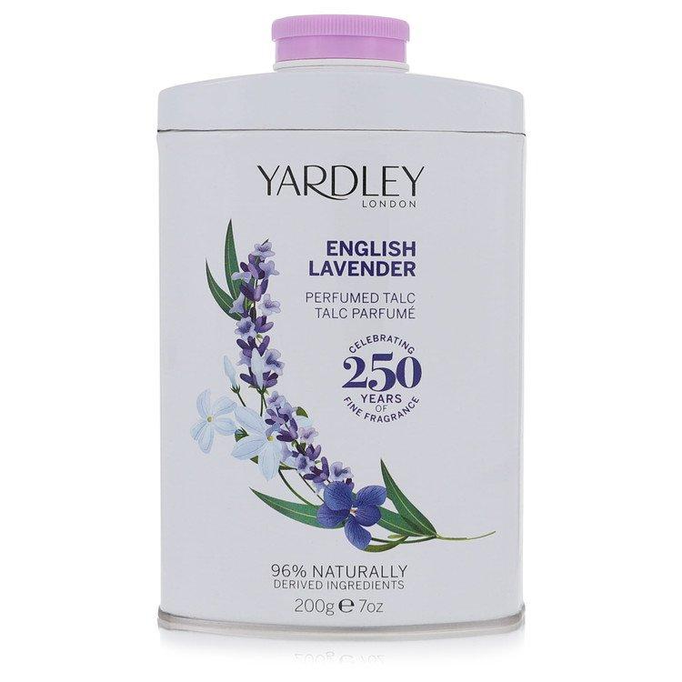 English Lavender by Yardley London for Women Talc 7 oz
